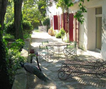 Photo for Camargue- Arles - Pretty gite with magnificent park and infinity pool