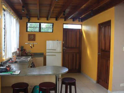 Photo for Cute Private Loft Style Home 10 Mins From Famous Tamarindo Beach!