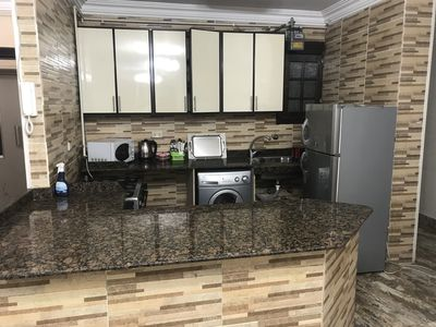 Photo for Spacious 2 Bedrooms Apartment with Roof in Mohandesin, Cairo, Egypt
