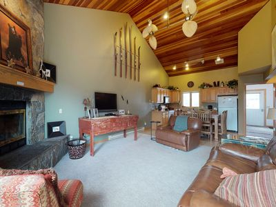 Photo for NEW LISTING! Family-friendly townhome, ski-in/ski-out access- near attractions