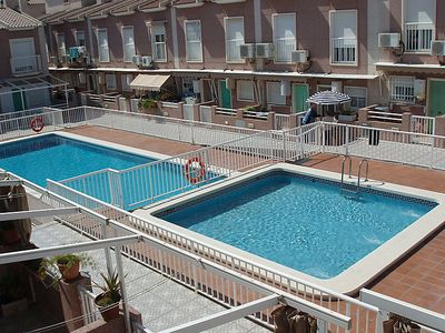 Photo for Vacation home Tamarit Beach 10  in Santa Pola, Costa Blanca - 4 persons, 2 bedrooms