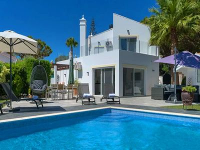 Photo for Vale do Garrao Villa, Sleeps 6 with Pool, Air Con and WiFi