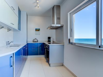 Photo for Modern beach front apartment