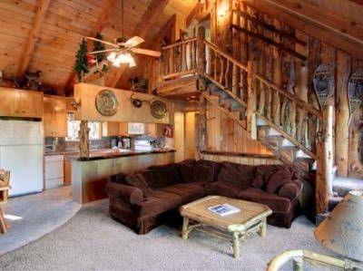 Photo for Lots of Extras, 2 Fireplaces, Lake View, Hot Tub, Pool Table, Close to Village!
