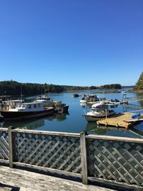 Cundy's Harbor, Harpswell, ME, USA
