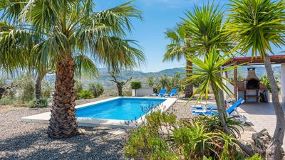 Photo for Secluded holiday villa for eight people - not overlooked