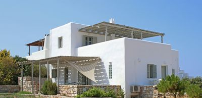 Photo for Villa Georgia Spacefull villa in magical Paros