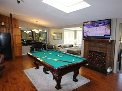 Photo for Family Gatherings, Pool Table, Ping Pong, Hot Tub Fun!!