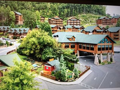 Photo for Special 7 day Valentine's Day vacation. Feb 8-15 2019  Westgate Smoky Mt Resort.