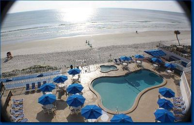 Photo for Bike Week-Daytona Beach/Ocean Front Studio Condo for rent March 9 - March 16