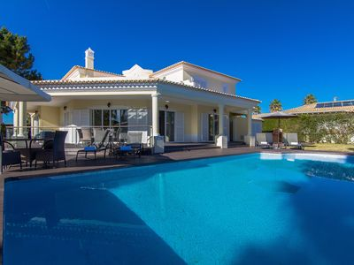 Photo for Exceptional Villa at the Exclusive Vila Sol Golf and Spa Resort