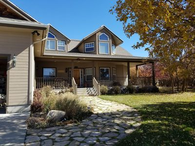 Large Mountain Home on 15 acres in Beautiful Heber Valley 20 Min to Deer Valley