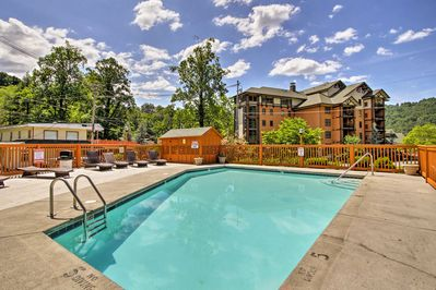 Enjoy a restful retreat at this vacation rental with resort amenities!