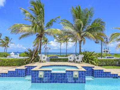 Luxury, space and amenities with an unbeatable beachfront location