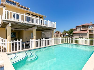 Photo for Sea Alice: Private Pool, Beach Walkover, Huge decks, Pets OK, Sleeps 12