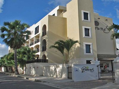 Photo for 1 Bedroom Condominium within walking distance of the beach.