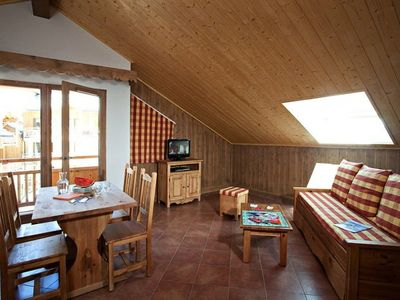 Photo for Residence Club MMV Le Hameau des Airelles **** - 4 rooms 8 persons +