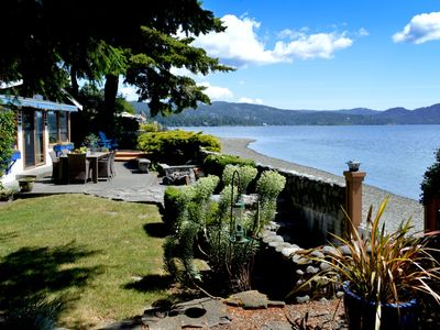 Photo for Island Vacation Homes Billings Spit Beach House