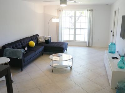 Photo for Renovated Home in Fantastic Central Neighborhood; 25 min drive to South Beach!