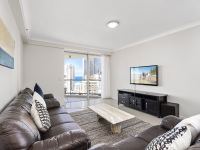 Photo for Apartment 1135 is a spacious 3 bedroom-2 bathroom holiday apartment that is idea