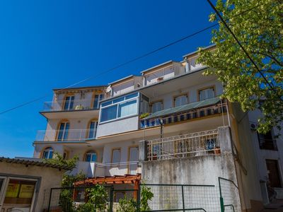 Photo for Holiday apartment only 200 m from the sea with satellite TV and internet