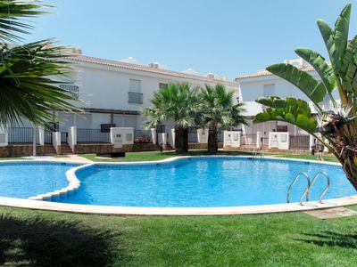 Photo for Vacation home Palm Beach I + II (ACB100) in Alcocéber/Alcossebre - 6 persons, 2 bedrooms