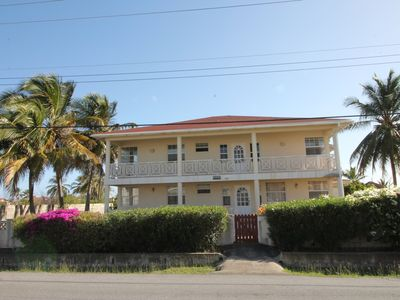 Photo for Spacious 4 Bedroom Open Plan Apartment - 5 minutes walk from Crane Beach