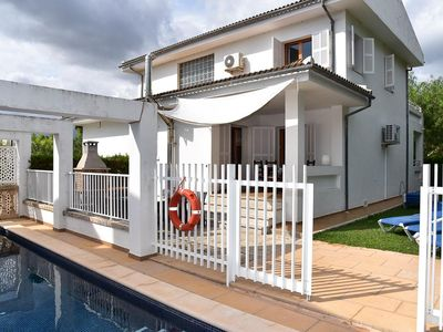 Photo for Close to the beach and quiet cottage Susanne in Mallorca in Muro in Alcudia for 8 people, with private pool.