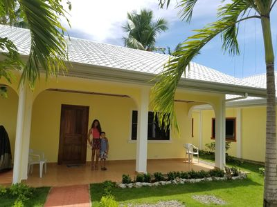 Photo for Brand New Long Term Alona Beach Panglao 1BR Duplex Rental with opt Pool access