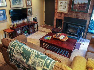 Photo for Great Escape! Newly Updated with Private Garage. Sleeps 6.