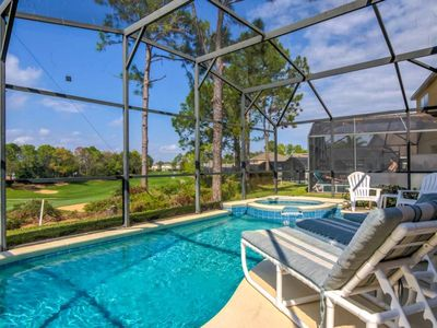 Photo for Southern Dunes Golf Resort - Golf Course View - Heatable Pool & Spa - FREE WiFi