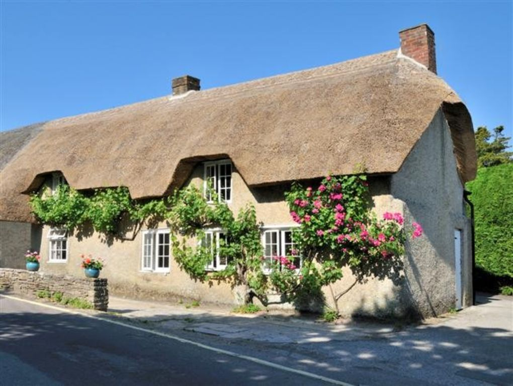 Pleasant Thatched Cottage At Studland Bay Close To Beach On World Heritage Site Studland Download Free Architecture Designs Scobabritishbridgeorg