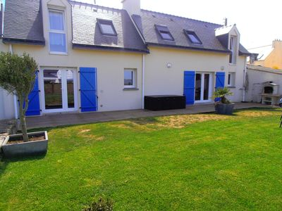 Photo for House for 2 to 8 people at the Pointe de Trevignon, Tregunc (3 stars)