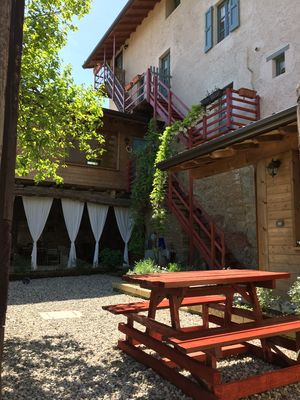 Photo for 2BR Apartment Vacation Rental in Salò, Lombardia