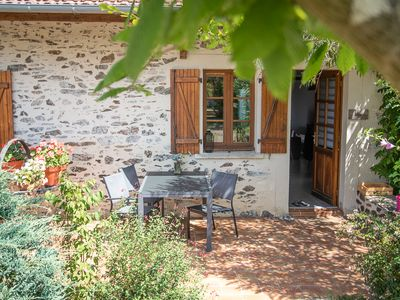Photo for LES LILAS: Cottage for up to 5 people.