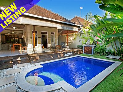 Photo for 3 Bedroom Villa in Central Location Eat Street Seminyak""