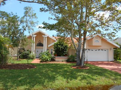 Photo for The CASA GRANDE HEATED POOL5 bed Kid/Pet Friendly Palm Coast  Home