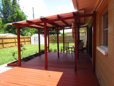 Photo for Adorable home in Quiet Neighborhood 15 min to Beach and Downtown St. Pete