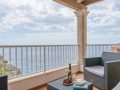 Photo for Rocas - Very nice apartment in Cala Magrana