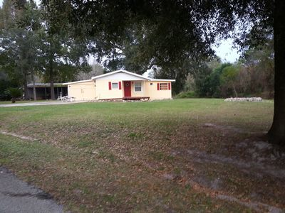Photo for Lake Front Home 2/2, Golf, Beaches & Nature, A Day Trip To Disney plus
