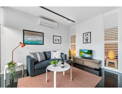 Photo for Iconic St Kilda: Cosy beachside apartment