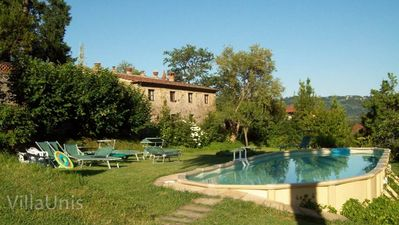 Photo for Romantic 18th Century Summer Home In Toscana With Garden And Pool