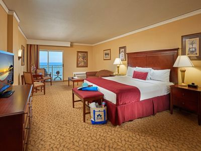 Photo for Apartment Plaza Resort in Daytona Beach Shores - 4 persons, 1 bedrooms