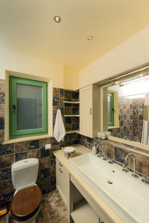 Luxury spacious quiet stone villa with... - HomeAway East Mani