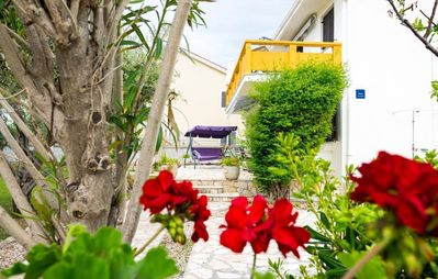 Photo for Holiday apartment Vir for 1 - 5 persons with 2 bedrooms - Holiday apartment in a villa