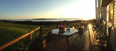 Photo for A Seaside Escape overlooking the Atlantic Ocean on the Northumberland Strait