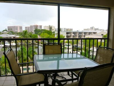 Photo for Santa Maria Harbour Resort 400 - Wkly - Elevator - Across from Beach - Heated Communal Pool & Spa - Free Wifi
