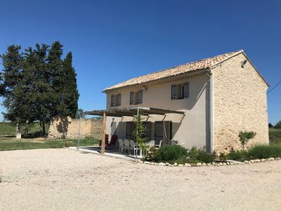 Photo for 2BR House Vacation Rental in Mazan, Provence-Alpes-Côte d'Azur