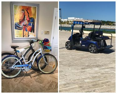 Photo for Marina of Capacana Oasis w/Golf Cart