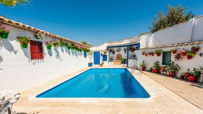 Photo for Andalusian-style holiday villa in Cordoba province